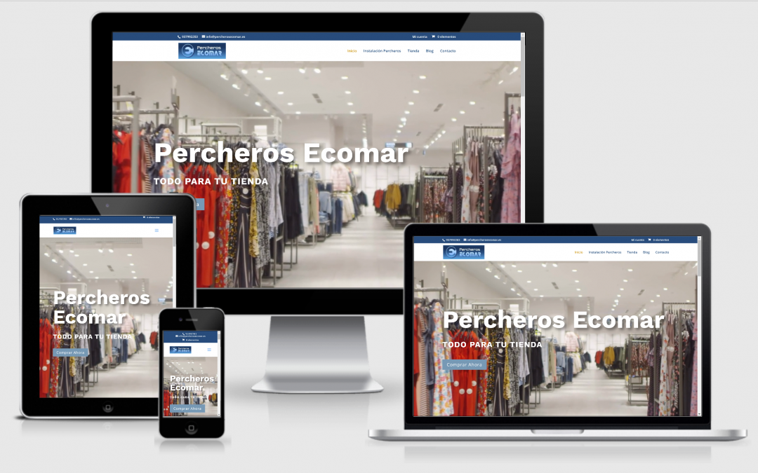 Inauguramos nuestra nueva web